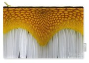 Curtain And Valance Daisy Carry-all Pouch