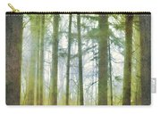Curtain Of Morning Light Carry-all Pouch