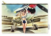 Curtis P-40 Warhawk Carry-all Pouch