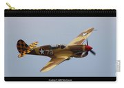 Curtis P-40n Warhawk Carry-all Pouch