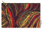 Curved Lines 3 Carry-all Pouch