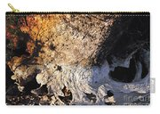 Curves And Colors In Nature Carry-all Pouch by Todd A Blanchard