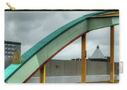 Curving Bridge Carry-all Pouch by Dennis Dame