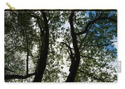 Curvy Trees Carry-all Pouch