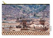 Cusco Cityscape Carry-all Pouch