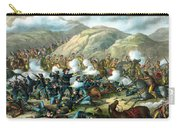 Custer's Last Stand Carry-all Pouch