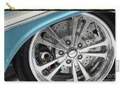 Custom Car Wheel Carry-all Pouch