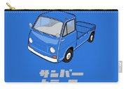Custom Color Subaru Sambar Truck Carry-all Pouch