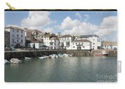 Custom House Quay And Falmouth Parish Church Carry-all Pouch