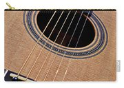 Custom Made Guitar Carry-all Pouch