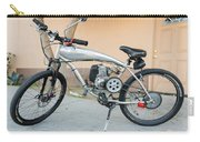 Custom Made Motor Bike Carry-all Pouch