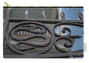 Custom Snake Gate Carry-all Pouch