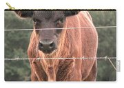 Cute Calf Carry-all Pouch