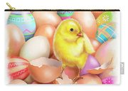 Cute Easter Chick Carry-all Pouch