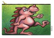 Cute Little Pink Dragon Carry-all Pouch