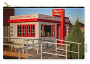 Cute Little Route 66 Diner Carry-all Pouch