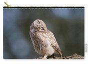 Cute, Moi? - Baby Little Owl Carry-all Pouch