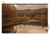 Cuyahoga Valley Autumn Sunset Carry-all Pouch