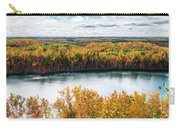 Cuyuna Country State Recreation Area - Autumn #2 Carry-all Pouch