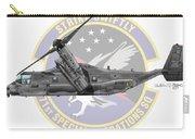 Cv-22b Osprey 71sos Carry-all Pouch