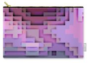 Cyberstructure 5 Carry-all Pouch by Eikoni Images