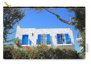 Cycladic Architecture - 4161 Carry-all Pouch