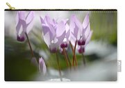Cyclamen At Lachish 1 Carry-all Pouch