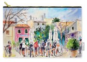 Cycling In Majorca 05 Carry-all Pouch