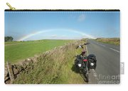 Cycling To The Rainbow Carry-all Pouch