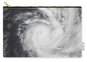 Cyclone Zoe In The South Pacific Ocean Carry-all Pouch