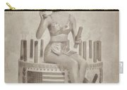 Cyd Charisse Hollywood Actress, Pinup And Dancer Carry-all Pouch