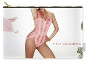 Cyd Charisse Carry-all Pouch