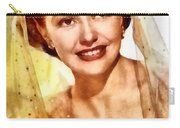 Cyd Charisse, Vintage Hollywood Legend Carry-all Pouch