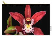 Cymbidium Orchid 001 Carry-all Pouch