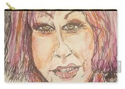 Cyndi Lauper Carry-all Pouch