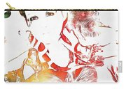 Cyndi Lauper Watercolor Carry-all Pouch