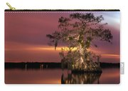 Cypress At Twilight Carry-all Pouch