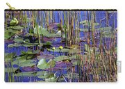Cypress Pond Tranquility Carry-all Pouch