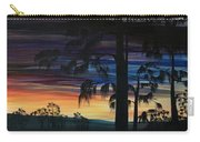 Cypress Sunset Carry-all Pouch
