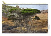 Cypress Tree In Point Lobos State Reserve Near Monterey-california  Carry-all Pouch