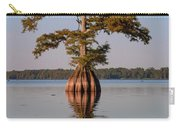 Cypress Tree On Reelfoot Lake Carry-all Pouch