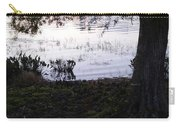 Cypress Trees And Water2 Carry-all Pouch
