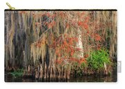 Cypress Winter Colors Carry-all Pouch