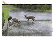 D-a0033 Mule Deer Carry-all Pouch