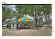 D C Carousel _ Hdr Carry-all Pouch