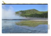 D09127 Reflection In Grand Prismatic Spring Carry-all Pouch