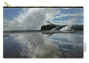 D09130-dc Cloud And Steam Reflect Carry-all Pouch