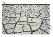 D17845-dried Mud Patterns  Carry-all Pouch