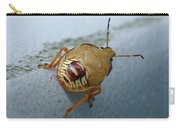 D2b6336-dc Colorful Insect On Sonoma Mountain Carry-all Pouch