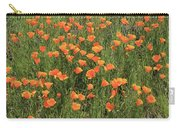 d7b6307 California Poppies Carry-all Pouch